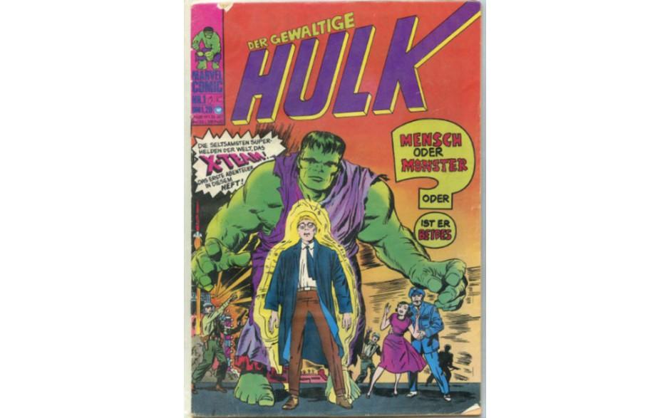 Der gewaltige Hulk Nr. 1