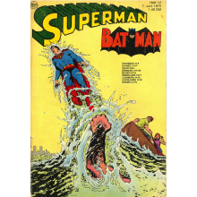 Superman Heft Nr. 12, 1975